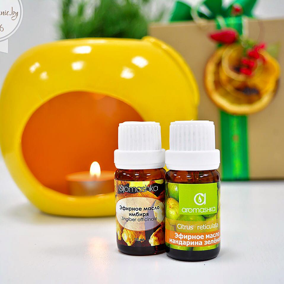 Домашняя арома-аптечка: лечимся с помощью эфирных масел