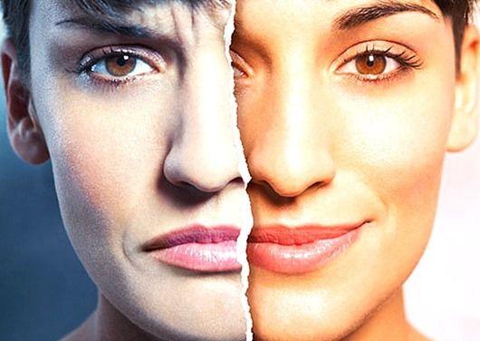 Красивое лицо - это прожитые эмоции, или К чему приводят зажимы мышц.