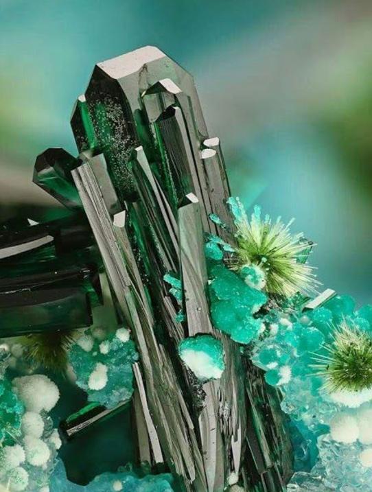 Красота и магия минералов