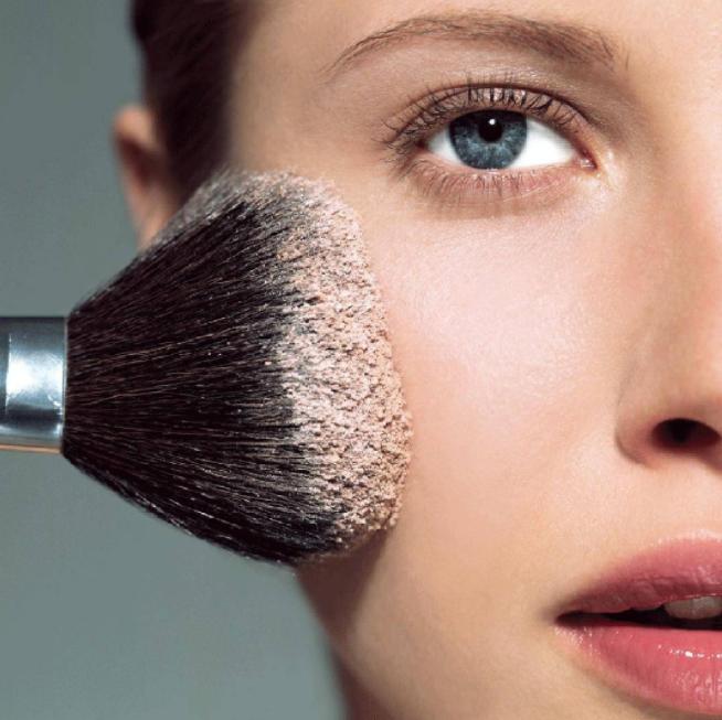 Правила нанесения минеральной косметики: пошаговая инструкция от Roek Minerals