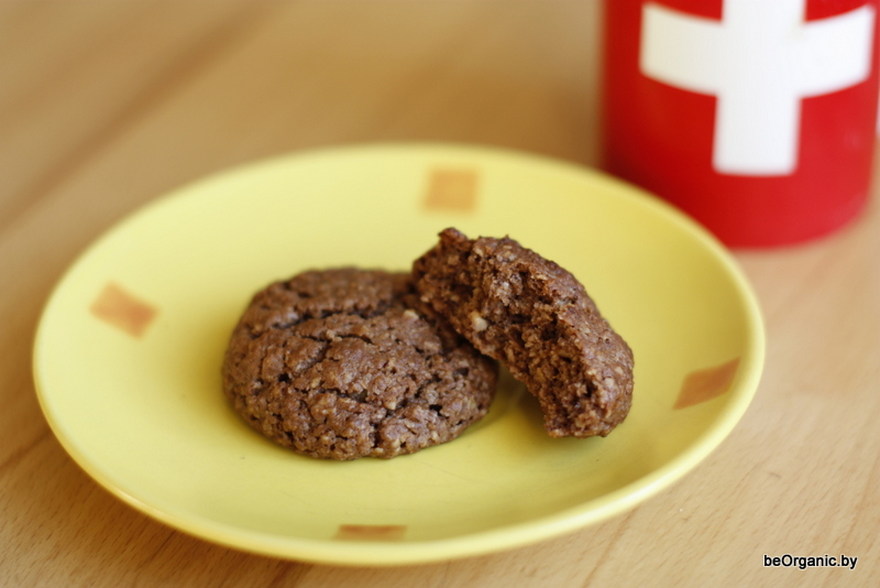 Овсяное печенье american style