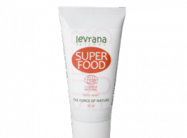 "Крем для лица ""SUPER FOOD"" Levrana 50мл"